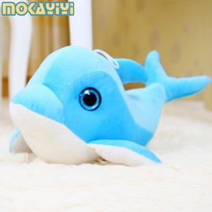 布娃娃大积木积木海豚普通磁力图片