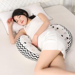 孕妇抱枕头肚垫护腰侧躺睡觉枕侧卧枕怀孕期托腹多功能春夏季