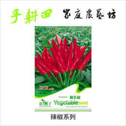 蔬菜种子 辣椒甜椒五彩甜椒指天椒朝天椒羊角椒红线椒甜椒葫芦