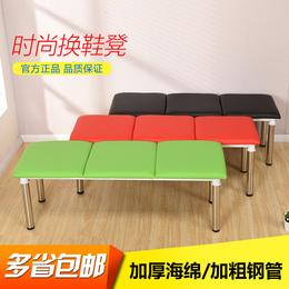 排椅休息椅等候椅机场椅候诊发廊输液椅长椅不锈钢美发店沙发椅子