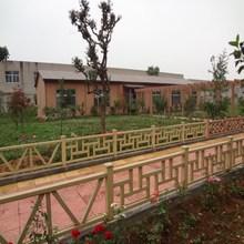 150葡萄架塑木立柱建材院子护栏围栏基础阳台防腐木塑防水木方mm