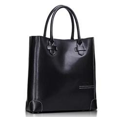 2013新款欧美风大牌牛皮女包单肩包 手提包 大包子母包