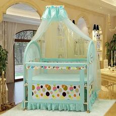让宝宝睡得更香的床