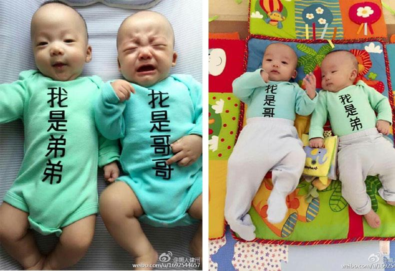 星巴豆婴儿连体衣三角哈衣服宝宝包屁衣连身衣纯棉婴幼儿爬服夏季