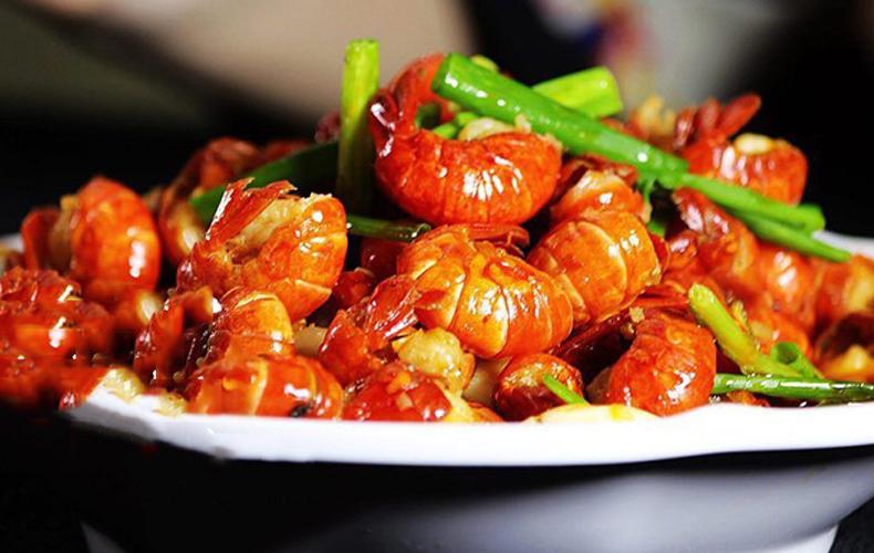 庆仔香脆虾尾 长沙口味虾麻辣熟食小龙虾 即食零食小吃香辣味 1盒