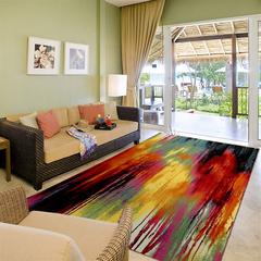 色彩空间大地毯