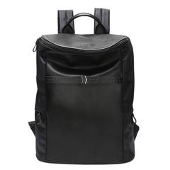新款进口尼龙布时尚休闲男包双肩包男士旅行包背包男电脑包