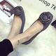 秀气小单鞋 软妹的最爱