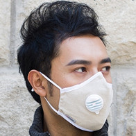 qmask厚款保暖防雾霾pm2.5防尘口罩N95防护骑行口罩