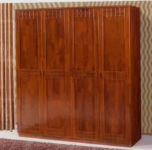 全实大衣柜 香樟木方格门衣柜. .顶箱柜.卧室住在家具.储物柜