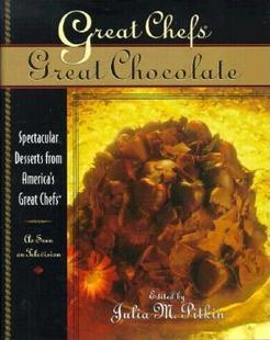 【预售】Great Chefs, Great Chocolate: Spectacular Desserts
