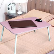 笔记本电脑桌床上吃饭用小餐桌子可折叠宿舍神器懒人儿童学习书桌