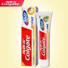 高露洁牙膏360修护牙釉质牙膏200克/140克
