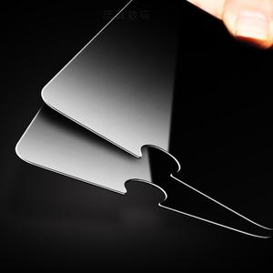 妙质苹果手机钢化膜防爆透明iphone5s6s7plus8 X10手机贴膜高清