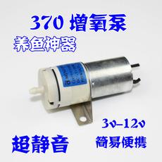 微型370氧气泵 进口CJP37-C12A2 12V 电子血压计充气泵监护仪配件