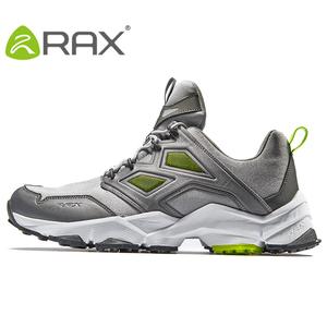 RAX2017秋冬徒步鞋男 女保暖户外鞋 防滑登山鞋加厚运动旅游鞋