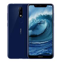Nokia 诺基亚 3期免息 X5全网通4G全面屏双摄诺基亚x5手机