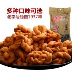 重庆特产磁器口陈昌银陈麻花500g咸味甜香酥休闲零食