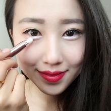 卧蚕笔防水修容双头不晕染韩国珠光白泪眼妆彩妆正品高光棒眼影笔