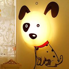 包邮创意3D墙纸壁灯 创意插电宝宝小夜灯 现代简约卡通卧室床头灯