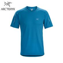 【18新品】Arcteryx始祖鸟速干衣男短袖户外运动男士T恤Motus