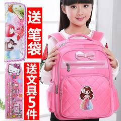 小学生书包女1-3-5-6年级幼儿园儿童卡通包女童三四五女孩双肩包
