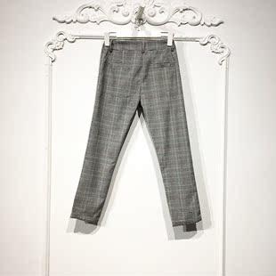 职业套装气质酷酷的女装棉麻女装阔腿度假休闲时尚长裤女装