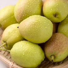 新疆库尔勒香梨公母梨清甜梨子新鲜水果带箱10斤装