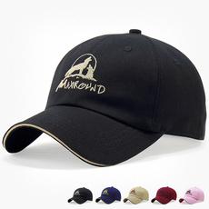 帽子男士女士休闲百搭秋冬保暖黑色棒球帽绣花鸭舌帽运动帽太阳帽