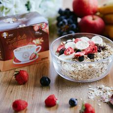 穗格氏水果燕麦片即食麦片营养早餐冲饮水果牛奶燕麦片小袋装谷物