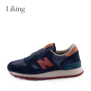 new balance NB M990DSA Vibram Sole 男士运动鞋跑鞋