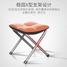 顶乐住宅家具坐具类凳子可拆洗折叠椅搁脚凳换鞋 DINGLE 凳折叠凳