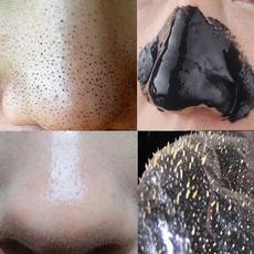 嘉思蔻去黑头收缩毛孔套装祛粉刺吸黑头鼻贴导出液撕拉面膜男女士