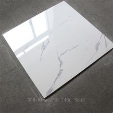 广东瓷砖全抛釉抛釉砖卧室地砖爵士白客厅800x800地板砖玻化砖