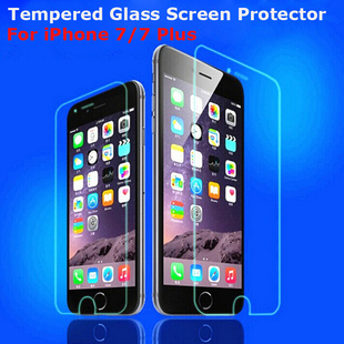 Tempered glass screen protector iPhone 8 Plus 6S 7 X 钢化膜
