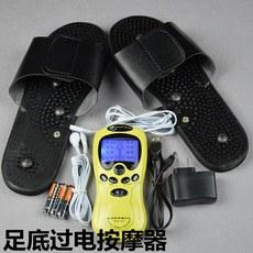 家用足底按摩器针灸穴位多功能电疗仪脉冲脚步足疗机脚底理疗仪器