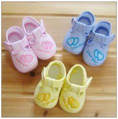 3-12个月/婴儿鞋春秋男女宝宝学步鞋软底