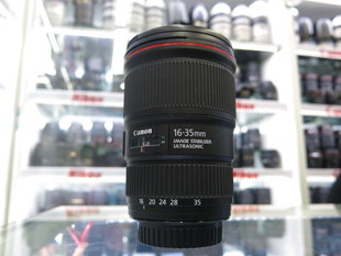 Canon/佳能 EF 16-35mm f/4L IS USM  冲冠特价