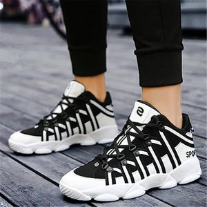 男鞋秋季潮鞋韩版休闲运动鞋男士旅游跑步百搭户外青少年学生板鞋爸爸鞋