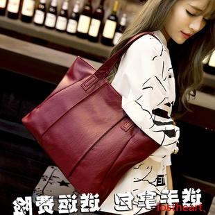 欧美时尚简约大包包托特包2016新款女包女士品牌单肩包休闲手提包