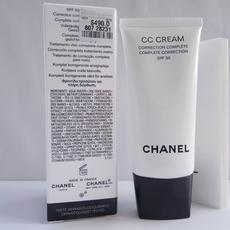 香港专柜代购 Chanel香奈儿 修饰妆前乳/隔离/CC霜30ml 新版
