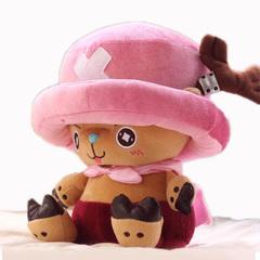 包邮 托尼乔巴 乔巴公仔 娃娃 大号毛绒玩具 乔巴抱枕 布偶