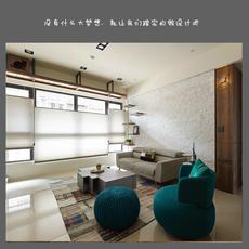 精英设计师 室内家装二居三居室现代简约北欧风格效果图装修服务