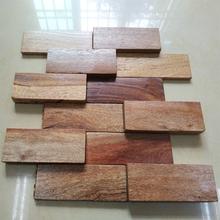 修守厩矫娲木马赛克客厅餐厅电视背景墙家装 主材建材木板材料