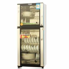 正品特价68L138L168立式大容量消毒柜家用商用小型餐具碗柜不锈钢
