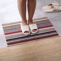 家用浴室防滑垫吸水客厅门垫卫生间门口卧室进门地垫脚垫地毯垫子