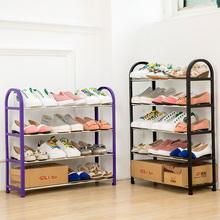 组装简易宿舍鞋架子大学生寝室收纳塑料架鞋多层经济型家用省空间