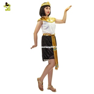 Ancient Egypt Egyptian Costumes Pharaoh Empress Cleopatra Qu