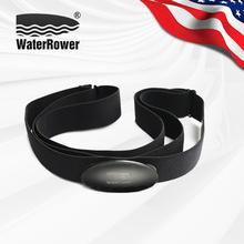WaterRower沃特罗伦S4双轨划船器心率带ANT+实时监测运动健身
