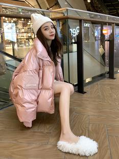 2018冬季新款网红羽绒棉服女短款面包服棉衣ins学生韩版棉袄外套